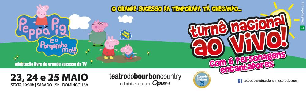 PEPPA PIG E PORQUINHO MAU